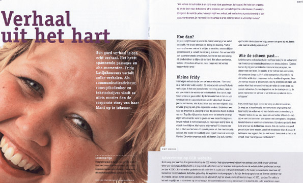 Hart in de spotlights
